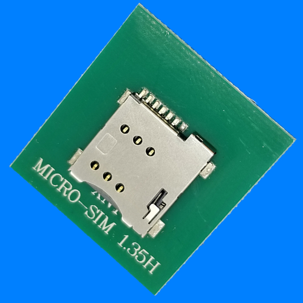 MICRO SIM 6P/7P 卡座