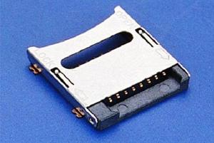 TF卡座/SD卡座