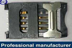 SIM卡座-环保型SIM卡座系列