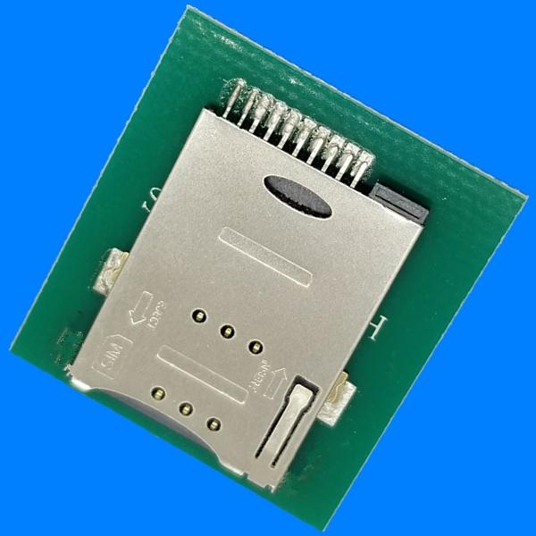 关于SIM卡座数据传输的方式