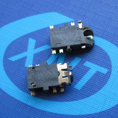 耳机座3.5mm AUDIO JACK 沉板 DIP+SMTtyp