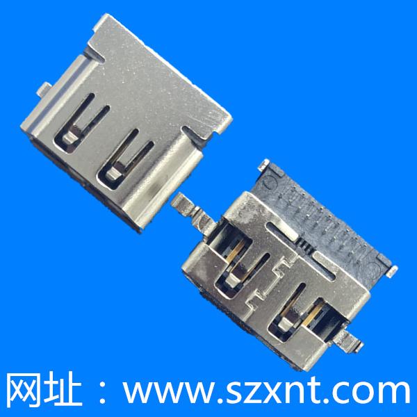 HDMI反向沉板0.8