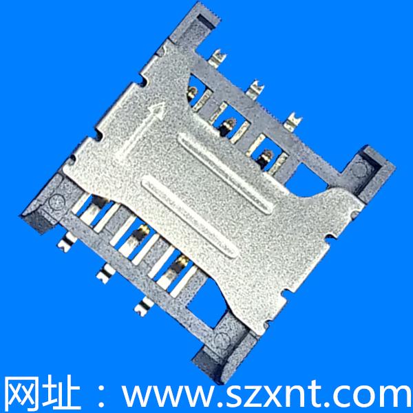 MICRO SIM 6P 桥档式