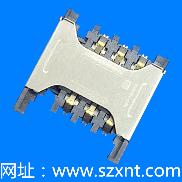 MICRO SIM 2.4高拉拔式6P