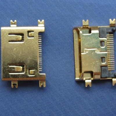 HDMI C TYPE 母座 Sinking1.5mm