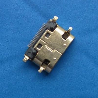 HDMI C TYPE 母座 SMT