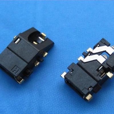 耳机座3.5mm phone jack 沉板 DIP type