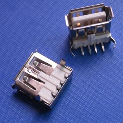 USB A type 板上 DIP型 (焊脚:DIP, 外壳:DIP)