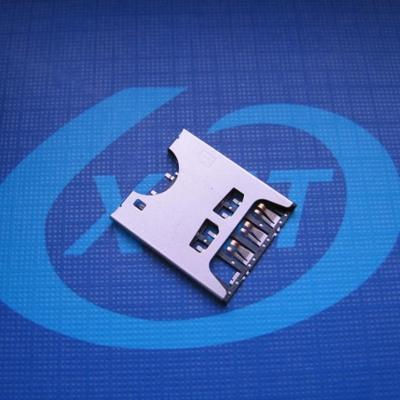 micro Sim connector