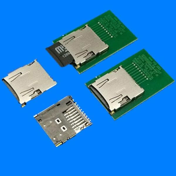 亚洲Micro-sd Push 1.68H