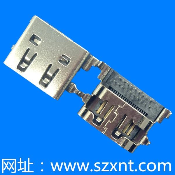 HDMI A 正向沉板 1.8