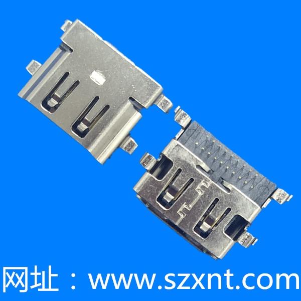 HDMI反向沉板板上3.37