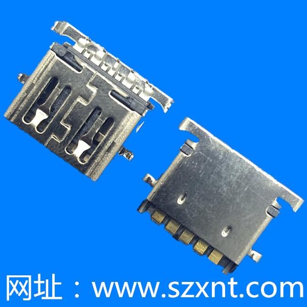 USB 3.0 沉板4.04 斜口