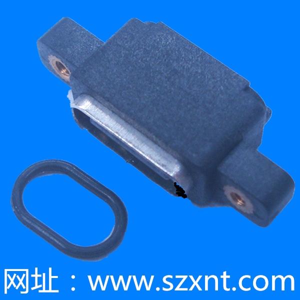 MICRO USB 防水 带密封圈