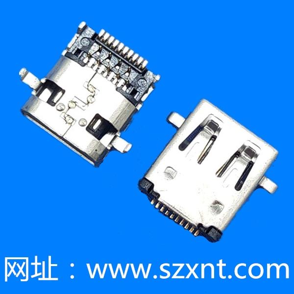 HDMI D TYPE 沉板  母座