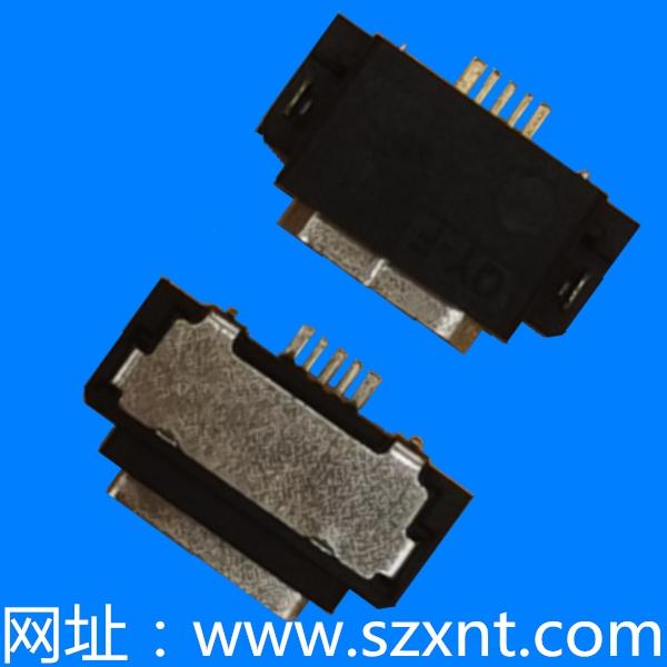 MICRO USB 防水 板上